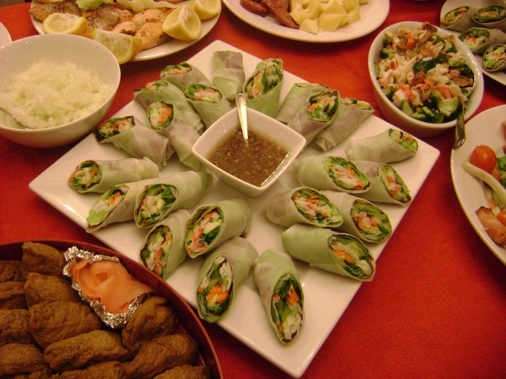 El Banquete Japones