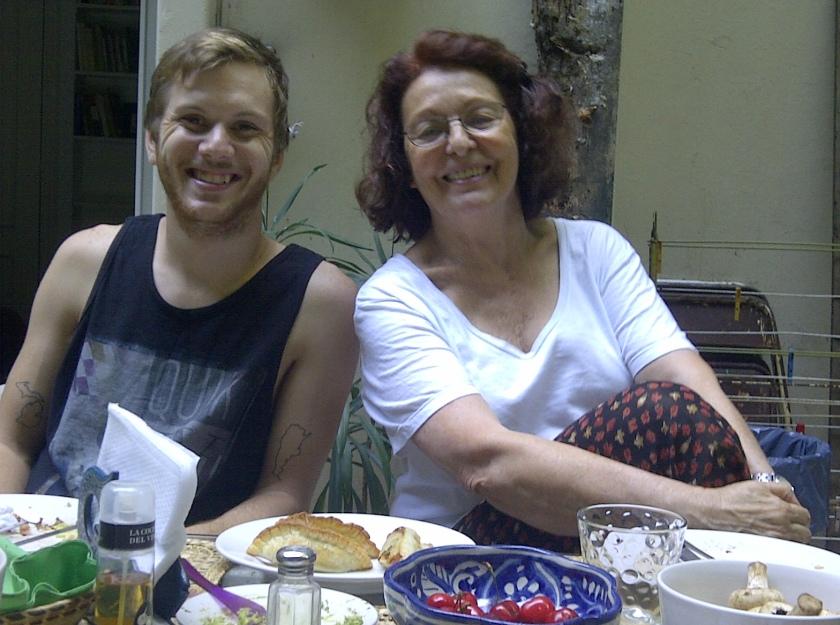 Todd y Elena